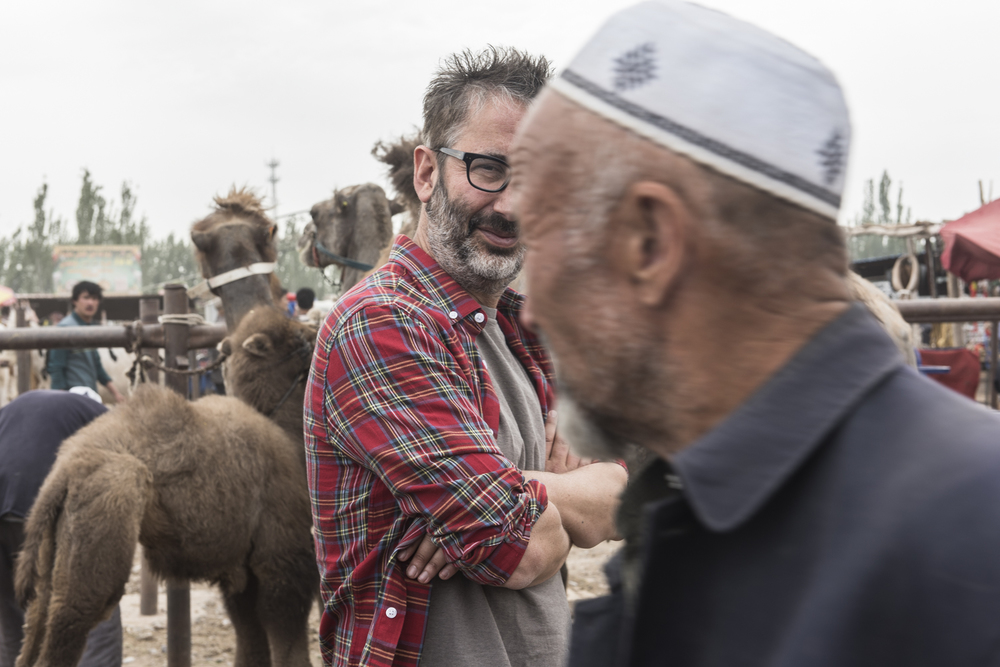 Discovery Channel The Silk Road David Baddiel
