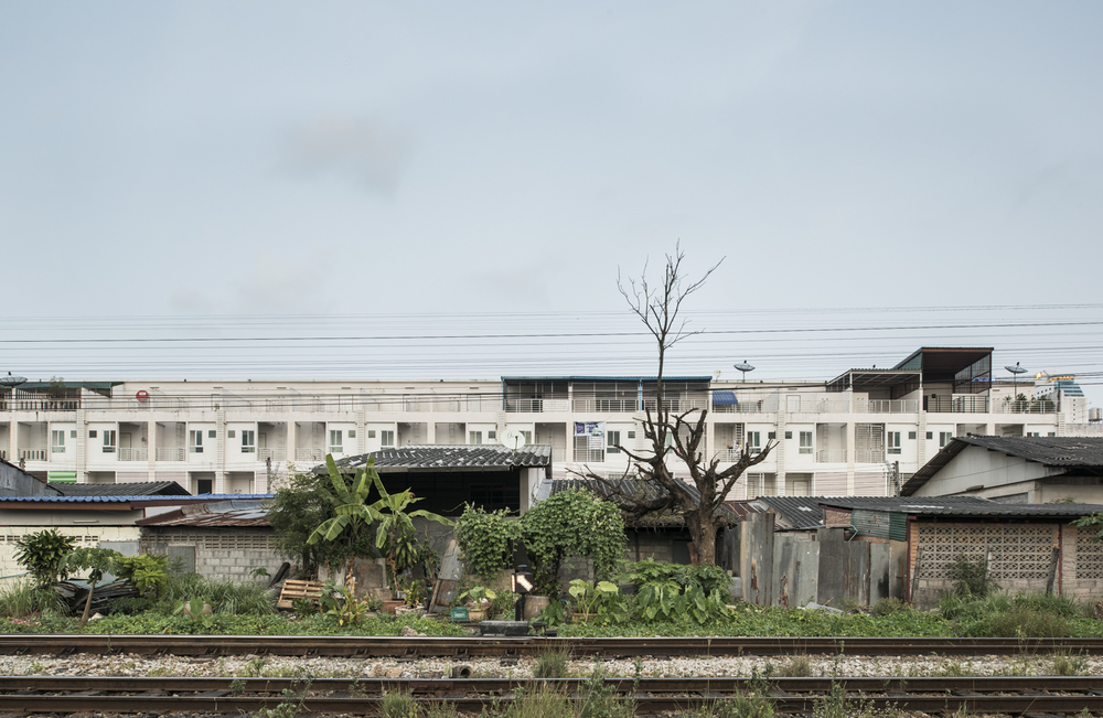 Railway Station, Hat Yai,Thailand, 2015