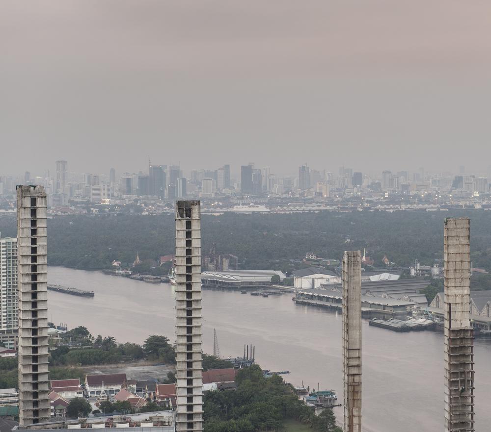Monoliths,Bangkok, Thailand, 2015