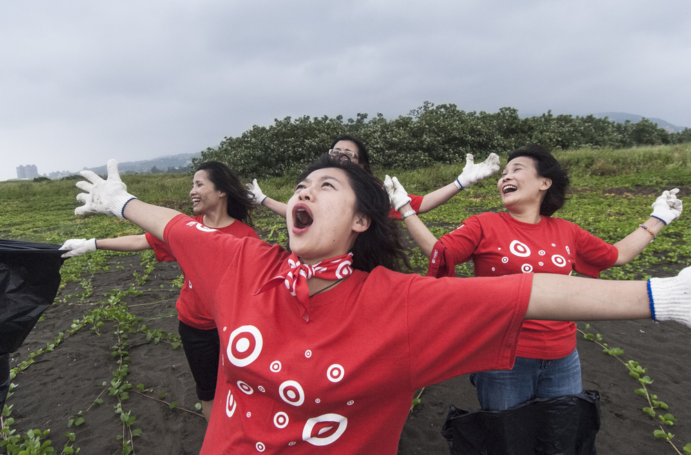 Target Taiwan