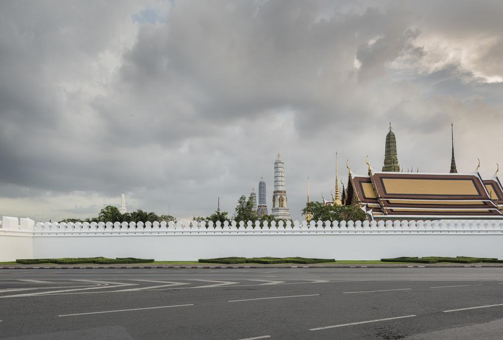 Grand Palace, Bangkok, Thailand, 2015