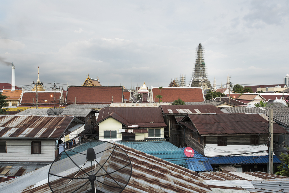 Wat Arun, Bangkok, Thailand, 2015