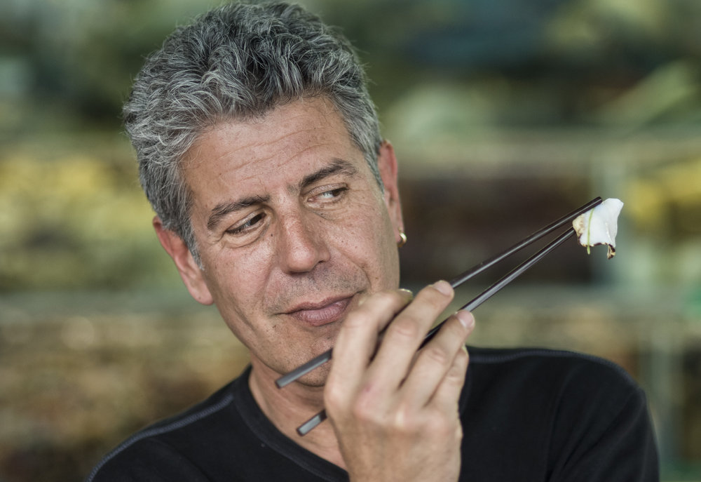 Anthony Bourdain Discovery Channel Hong Kong