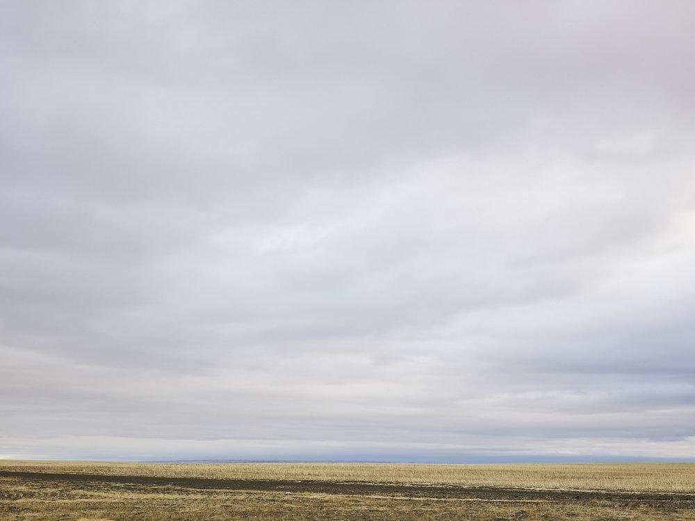 cleared 10, North of Avonlea, Saskatchewan, Canada, 2017