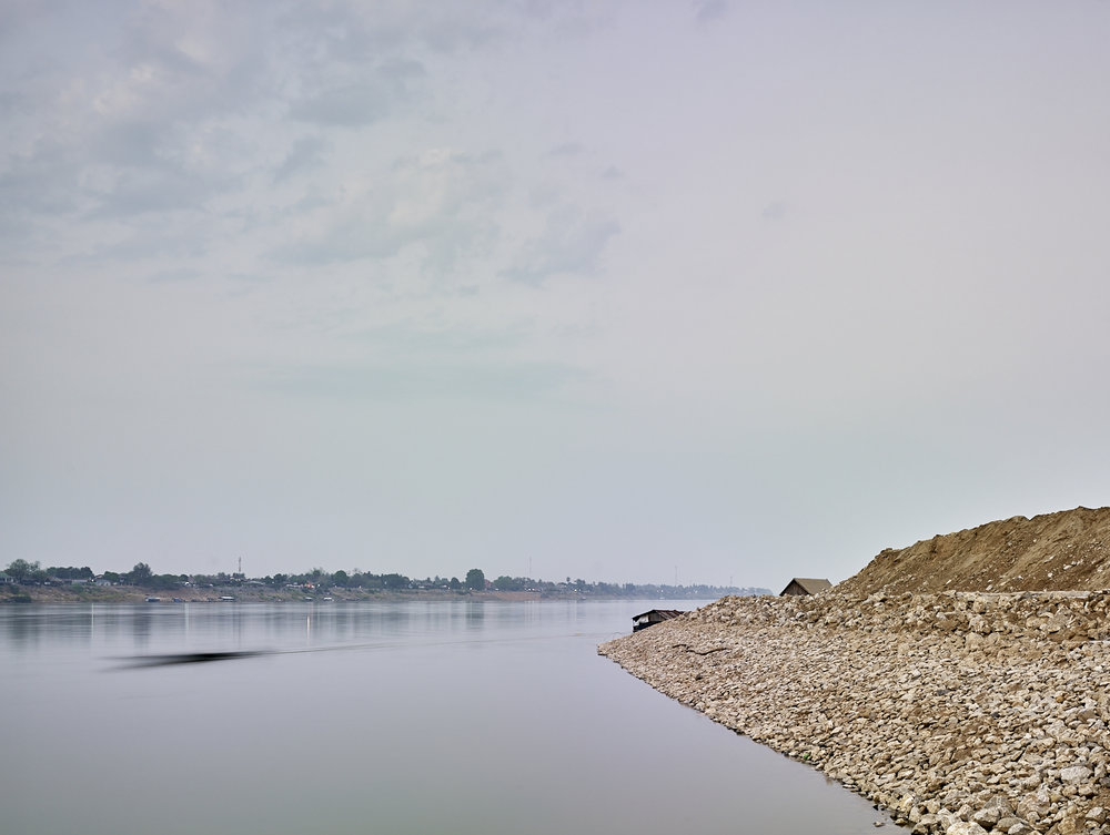 Mekong River, Nong Khai, Thailand, 2016