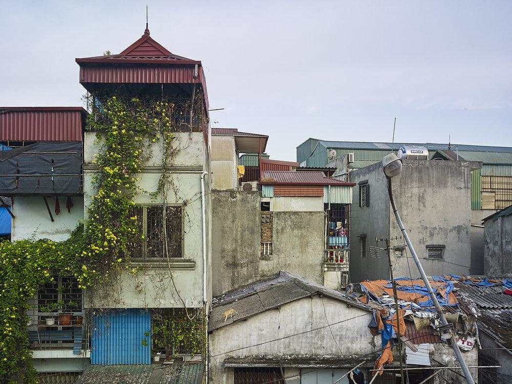 Hanoi, Vietnam, 2016