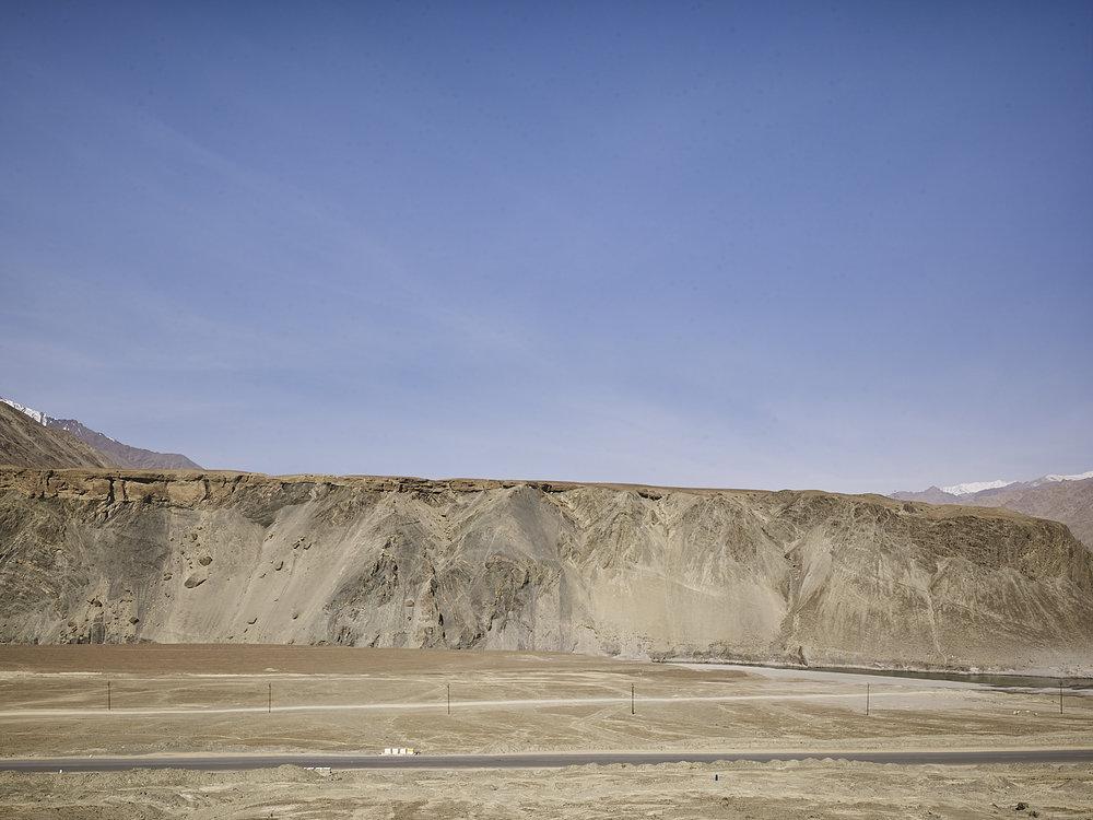 sand 11, Ladakh, India, 2018