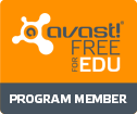 Avast Antivirus free for schools