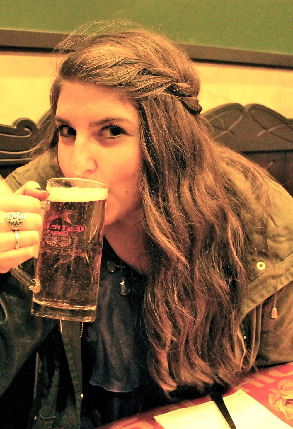 barcelona drank