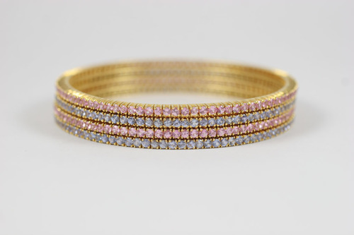 proddetail bangles gold original hallmark sapphire jewellery at blue rs bracelet