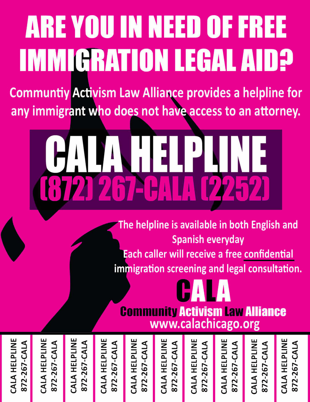 Immigration Helpline