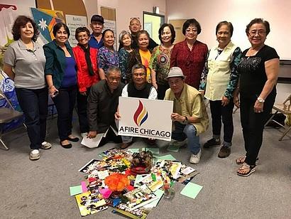 Foto cortesía de AFIRE Chicago