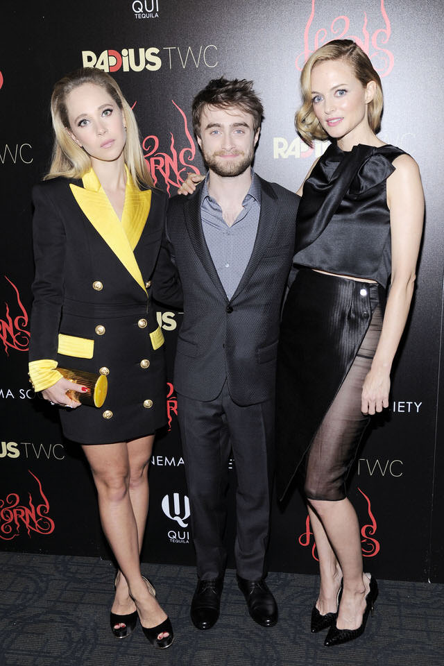 Heather-Graham-Daniel-Radcliffe-Juno-Temple-at-Horns-Movie-NYC-Premiere-Red-Granite-Pictures-photographer-patrickmcmullan.JPG