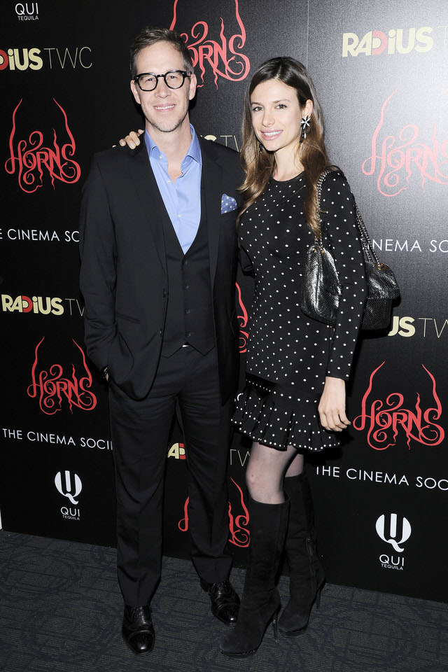 Joey-McFarland-with-Antoinette-Costa-at-Horns-Movie-NYC-Premiere-Red-Granite-Pictures-photographer-patrickmcmullan.JPG