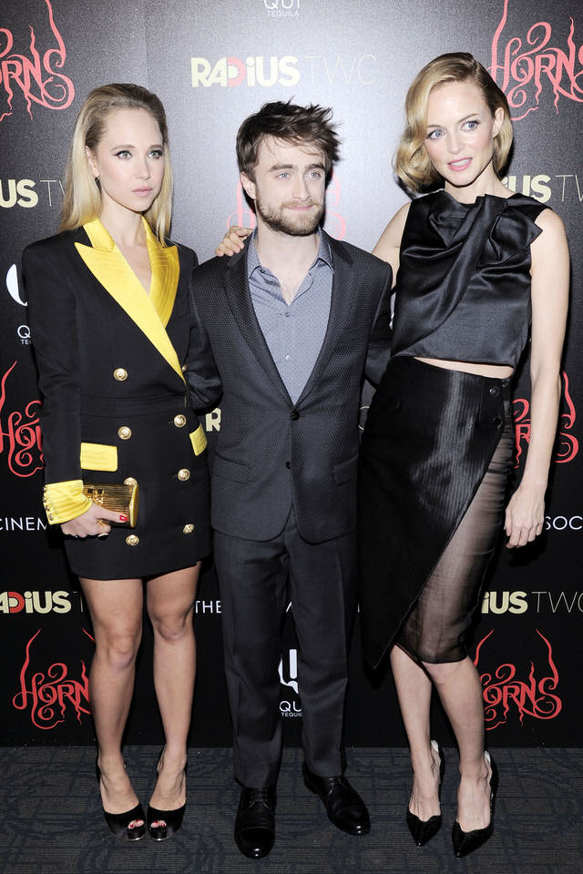 Juno-Temple-Daniel-Radcliffe-Heather-Graham-at-Horns-Movie-NYC-Premiere-Red-Granite-Pictures-photographer-patrickmcmullan.JPG