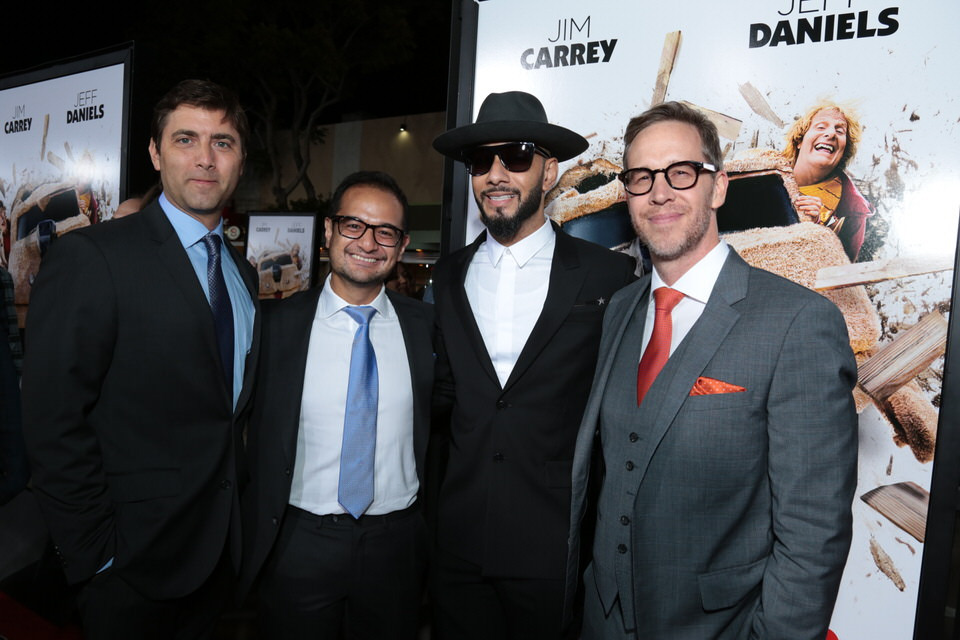 David-Koplan-Riza-Aziz-Joey-McFarland-Swizz-Beatz-Dumb-and-Dumber-To-LA-Premiere-Red-Granite-Pictures-Dumb-To-11.03.14-75.jpg