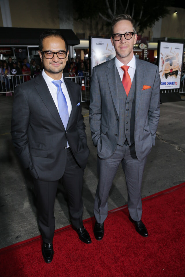 Joey-McFarland-Riza-Aziz-Dumb-and-Dumber-To-LA-Premiere-Red-Granite-Pictures-Dumb-To-11.03.14-76.jpg
