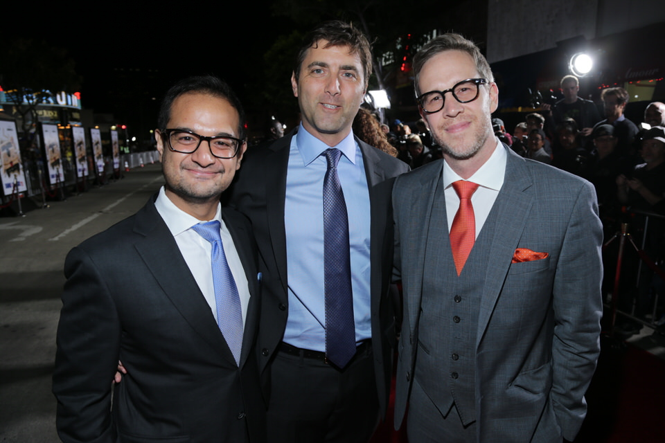 Riza-Aziz-Dave-Koplan-Joey-McFarland-Dumb-and-Dumber-To-LA-Premiere-Red-Granite-Pictures-Dumb-To-11.03.14-81.jpg
