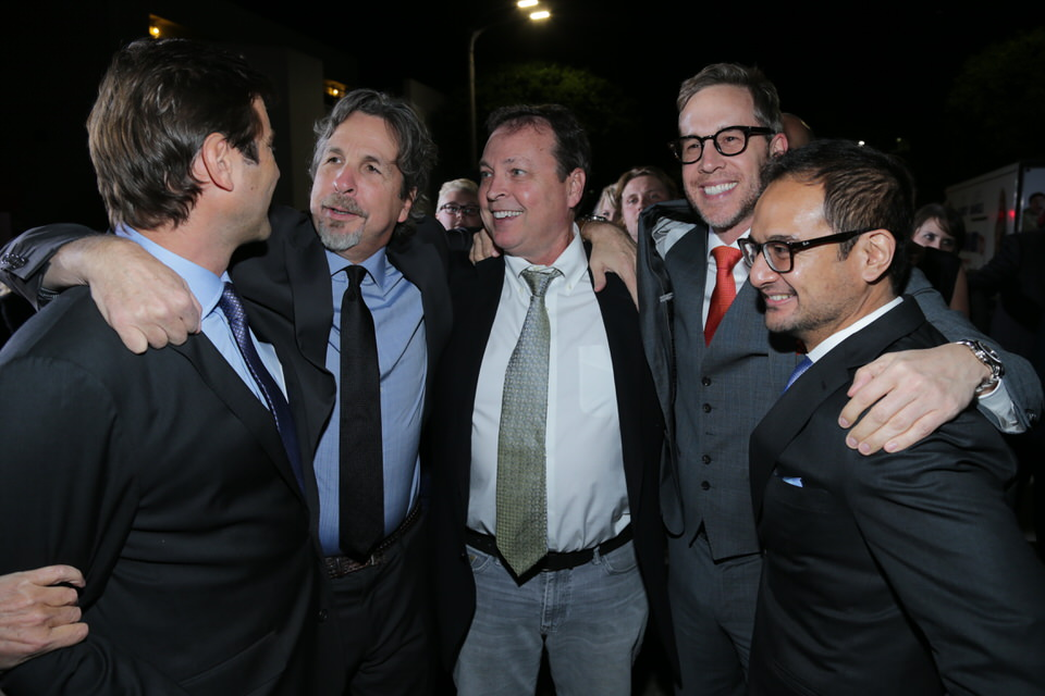 Farrelly-Brothers-David-Koplan-Riza-Aziz-Joey-McFarland-Farrelly-Brothers-Dumb-and-Dumber-To-LA-Premiere-Red-Granite-Pictures-Dumb-To-11.03.14-159.JPG