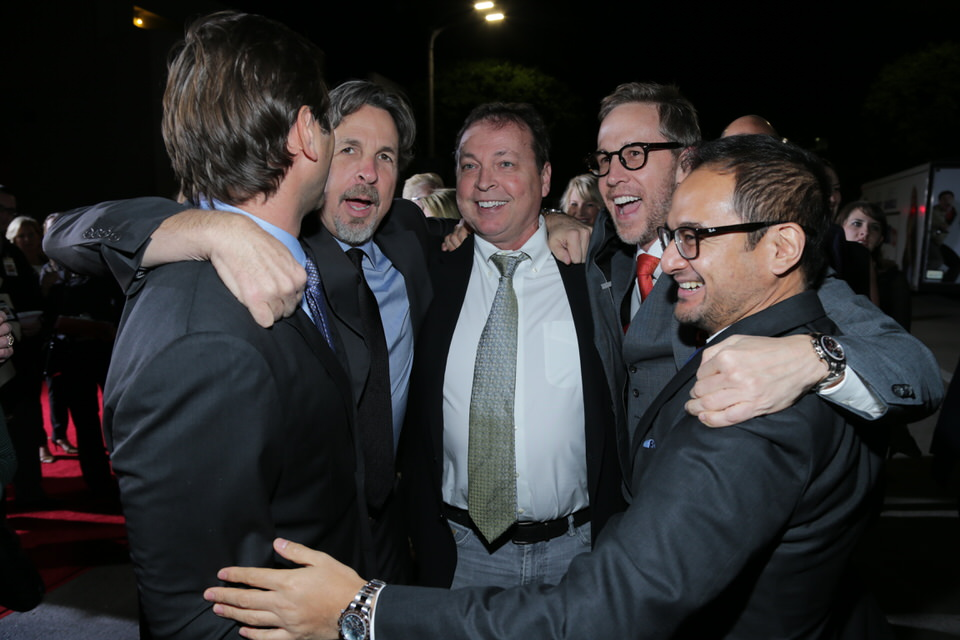 Riza-Aziz-Joey-McFarland-Dave-Koplan-Farrelly-Brothers-Dumb-and-Dumber-To-LA-Premiere-Red-Granite-Pictures-Dumb-To-11.03.14-158.JPG