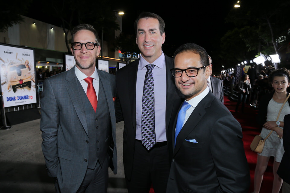Riza-Aziz-Rob-Riggle-Joey-McFarland-Dumb-and-Dumber-To-LA-Premiere-Red-Granite-Pictures-Dumb-To-11.03.14-139.JPG