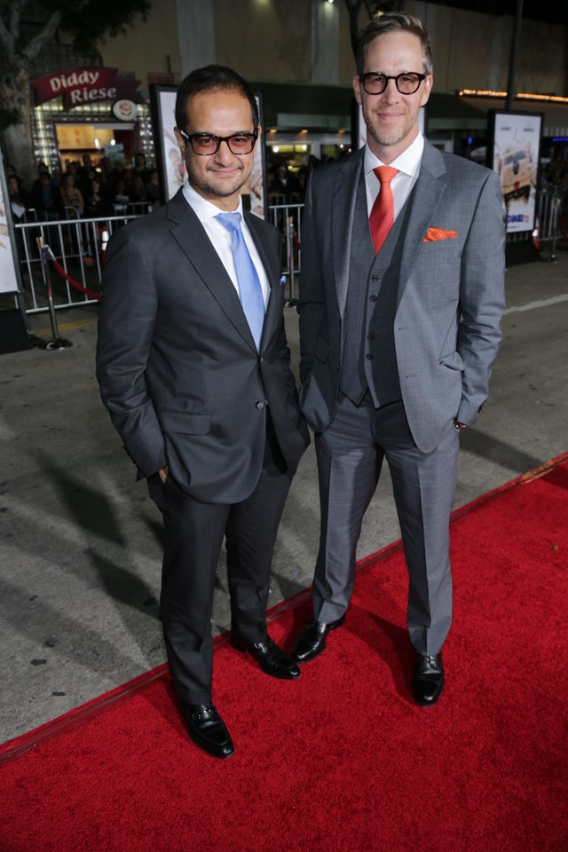 Joey-McFarland-Riza-Aziz-Dumb-and-Dumber-To-LA-Premiere-Red-Granite-Pictures-Dumb-To-11.03.14-130.JPG