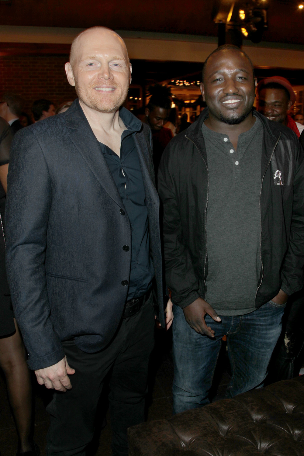Bill Burr, Hannibal Buress