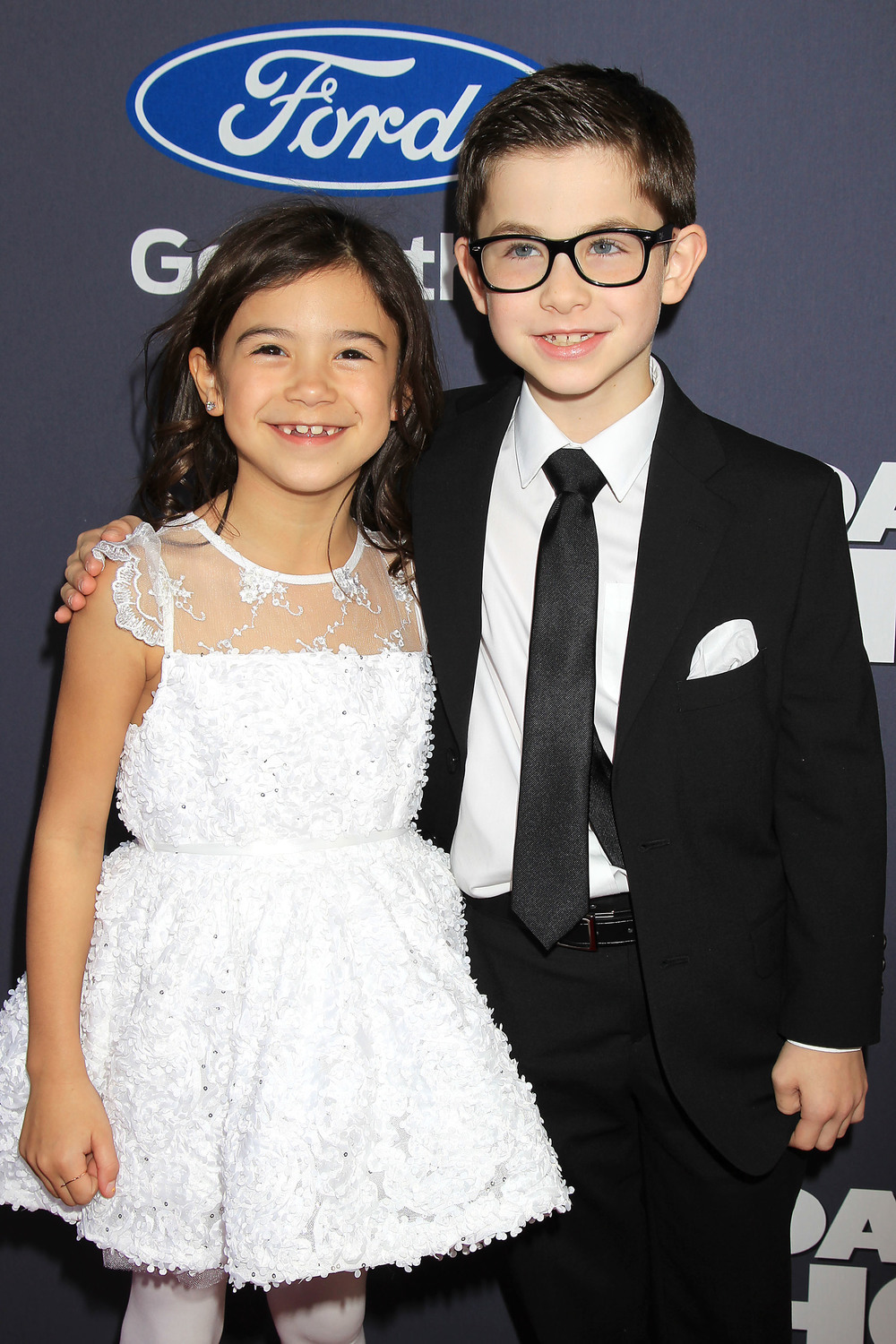 Scarlett Estevez and Owen Vaccaro