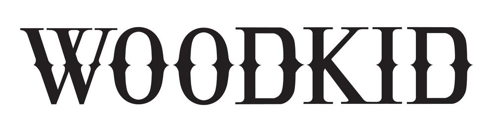 WOODKID Logo Type