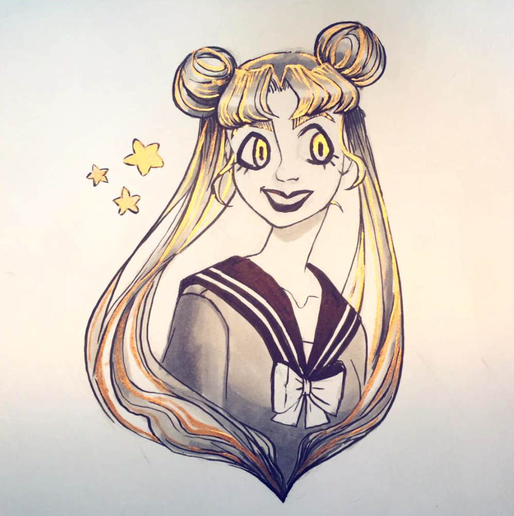 Usagi/Sailor moon