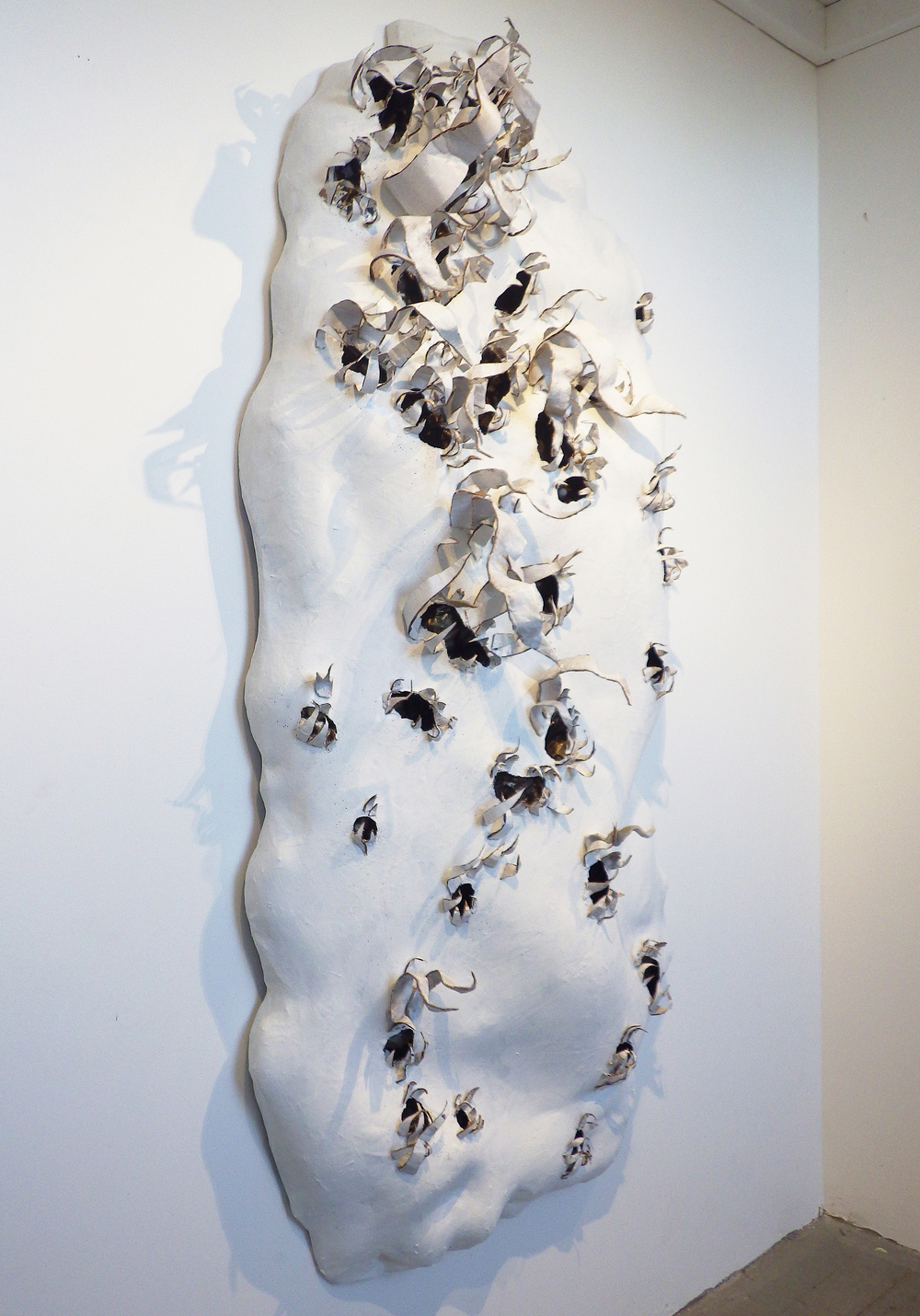 ''Pearl''. Installation view