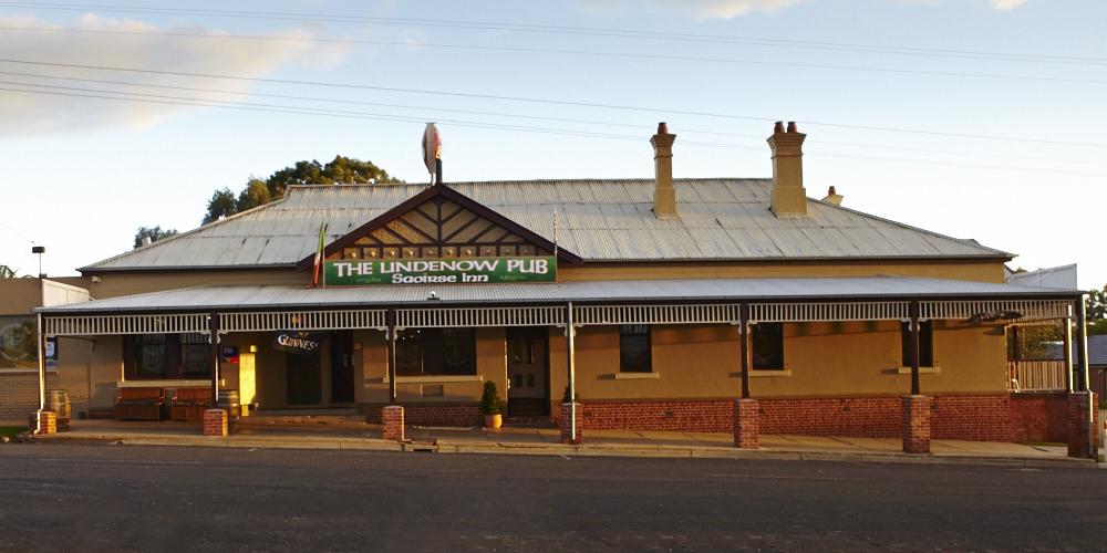Lindenow Pub - Saoirse Inn - 2014