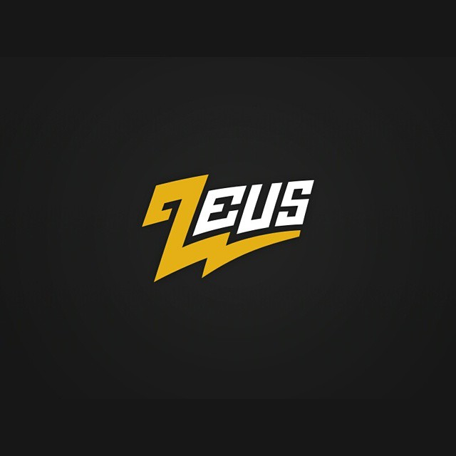 Zues by Jake Cute  #logoinspirations #logo #logodesign #branding #brandidentity #graphicdesign #graphicdesign #creative #instalogood #font #typography #lettering #Zeus  Checkout @thegraphicillusionist for more Logos and Brand Identity  @thegraphicillusionist  @thegraphicillusionist  @thegraphicillusionist