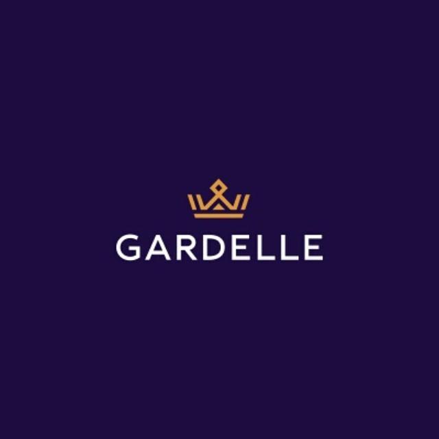 Gardelle by @contrast8  #logoinspirations #logo #logodesign #branding #brandidentity #graphicdesign #graphicdesigner #creative #instalogood #crown  Checkout @inspiredinspire for motivational and inspiring posts  @inspiredinspire  @inspiredinspire  @inspiredinspire