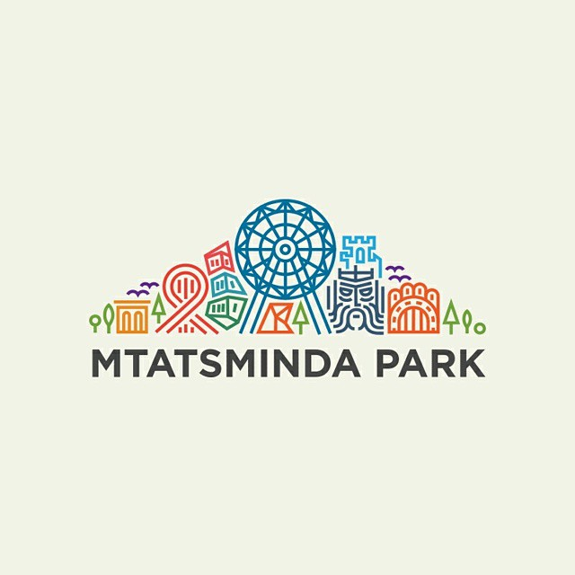 Mtatsminda Park by @nickkumbari  #logoinspirations #logo #logodesign #branding #brandidentity #graphicdesign #graphicdesigner #creative #instalogood #park #icons  Checkout @inspiredinspire for motivational and inspiring posts  @inspiredinspire  @inspiredinspire  @inspiredinspire