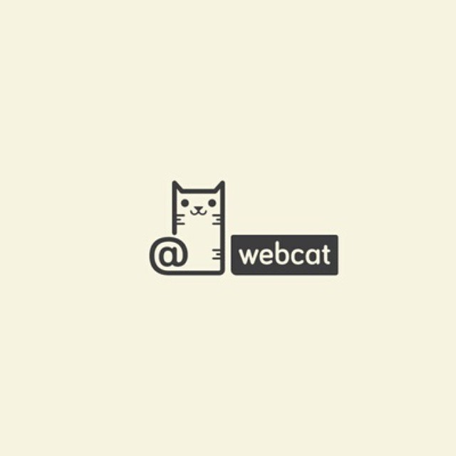 Webcat by @omixam  #logoinspirations #logo #logodesign #branding #brandidentity #graphicdesign #graphicdesign #creative #instalogood #font #cat  Checkout @thegraphicillusionist for more Logos and Brand Identity  @thegraphicillusionist  @thegraphicillusionist  @thegraphicillusionist