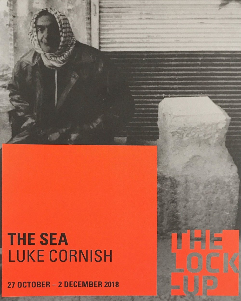 """Opening Saturday 27th October at 5:30pm at the Lock up art space, 90 Hunter St Newcastle NSW """"Award winning stencil artist Luke Cornish (ELK) presents a solo exhibition of works informed by three trips to war torn Syria"""""""