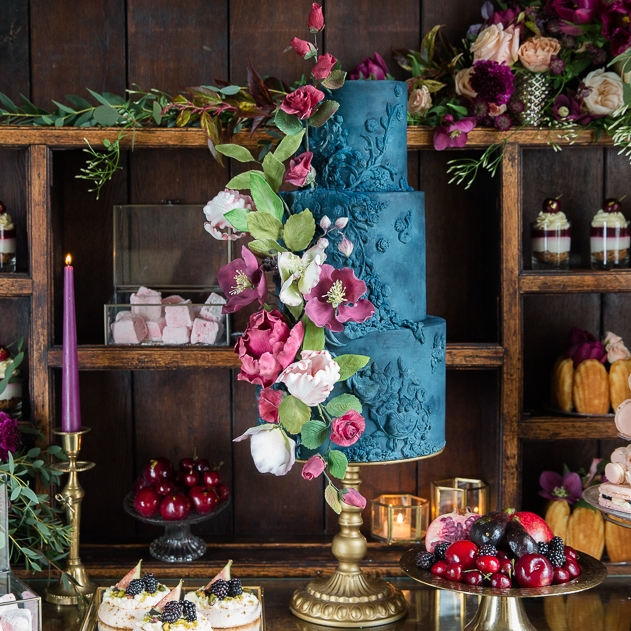 THE VIOLET COLLECTION  Colourful collection of lilac designs in various styles and decoration.
