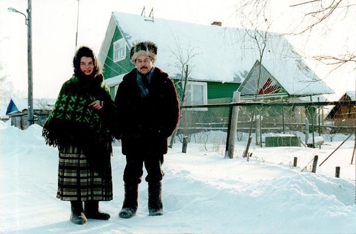 Семья Поляковых