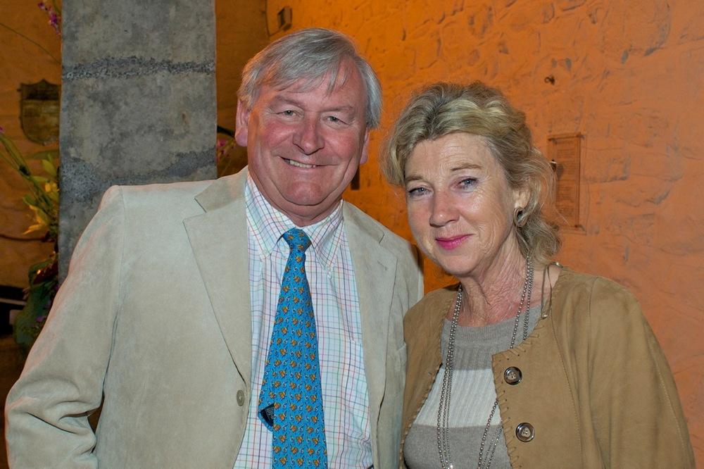 John Horgan & Daphne Henderson