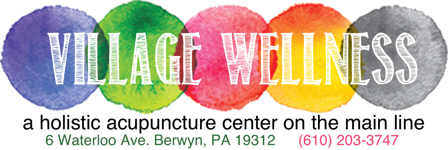 Village Wellness. a holistic acupuncture center on the Philadelphia, Main Line