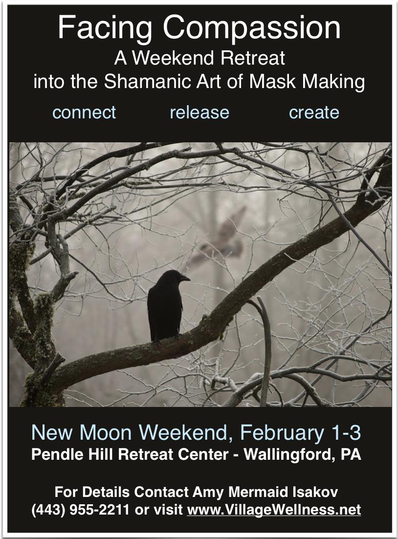 shamanic retreat philadelphia
