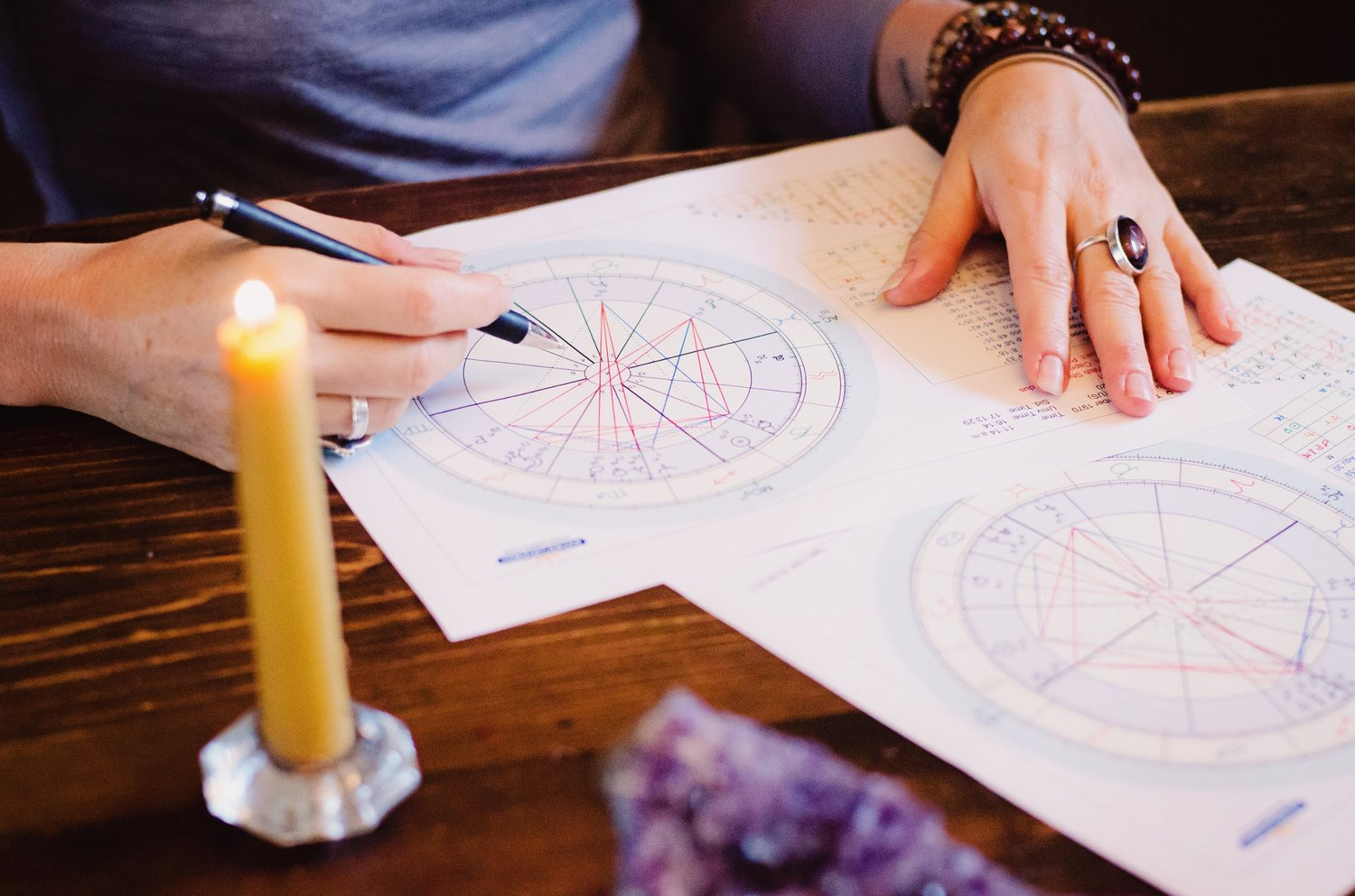 Passion, Connection & The Stars: An Interview with Astrologer Tara