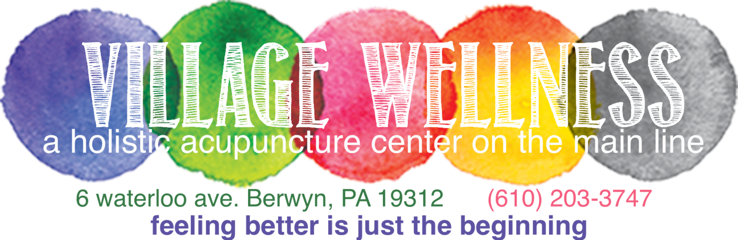 Village Wellness. a main line holistic acupuncture center on the Philadelphia, Main Line