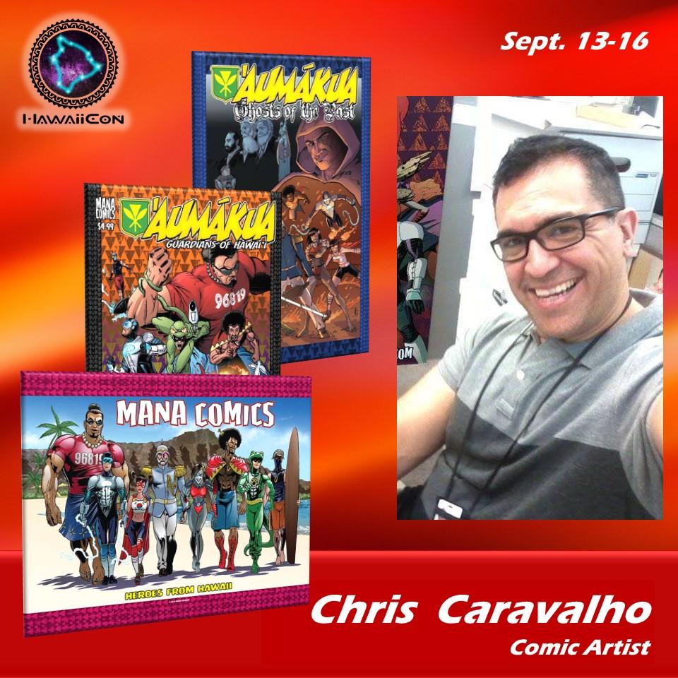 Chris Caravalho