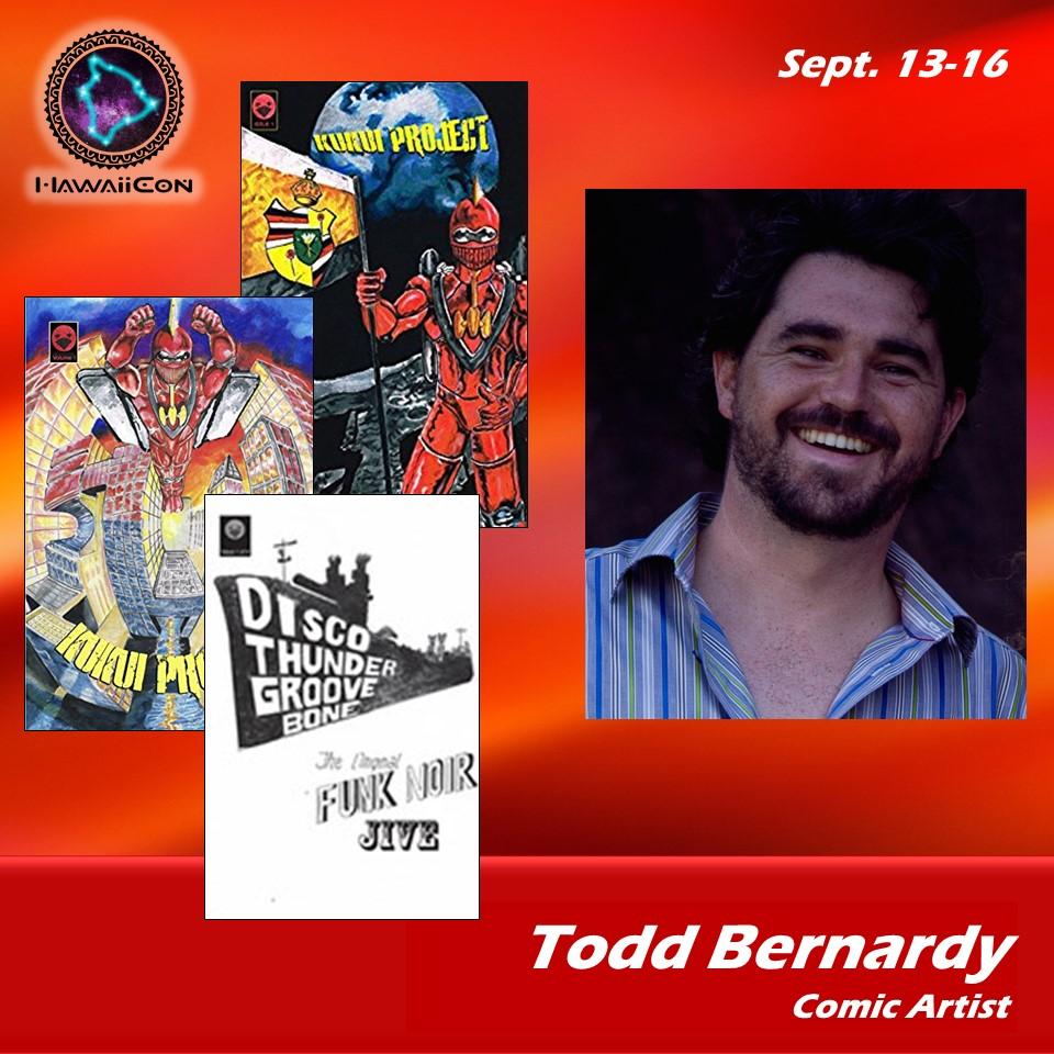 Todd Bernardy