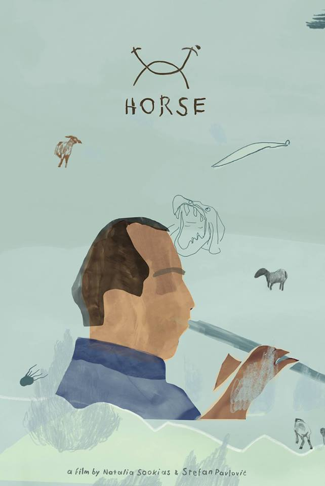 HORSE, premiere on 27.09.2016, Kino Moviemento, Berlin,Germany