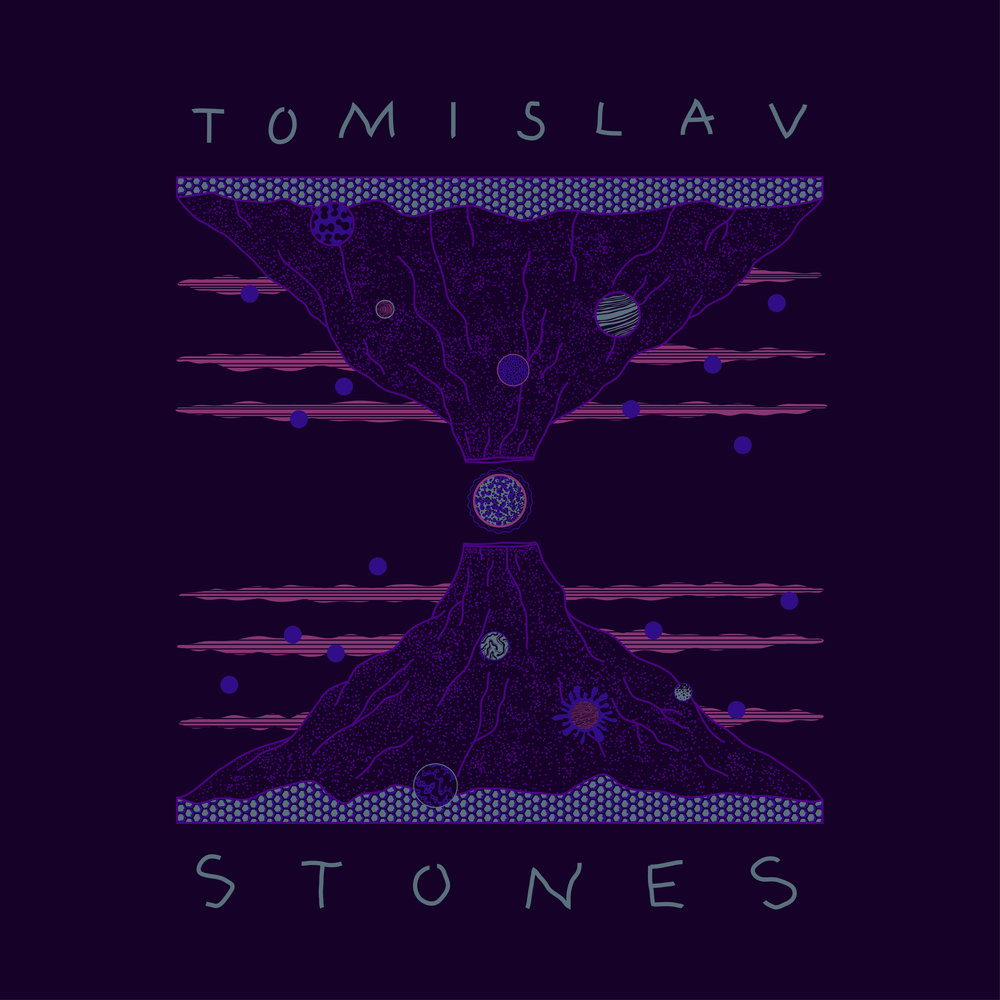 TOMISLAV album STONES tomislavmusic.bandcamp.com Official release date 09.06.2017; Nomine Sound; Mixed by Hrvoje Nikšić @ Kramasonik Studio, Zagreb; Mastered by Norman Nitzsche @ Calyx Mastering, Berlin; Album artwork by Sretan Bor
