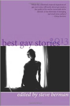 """Next Year at Sonny's"" has also been included in this collection of works by wonderful LGBT authors."""