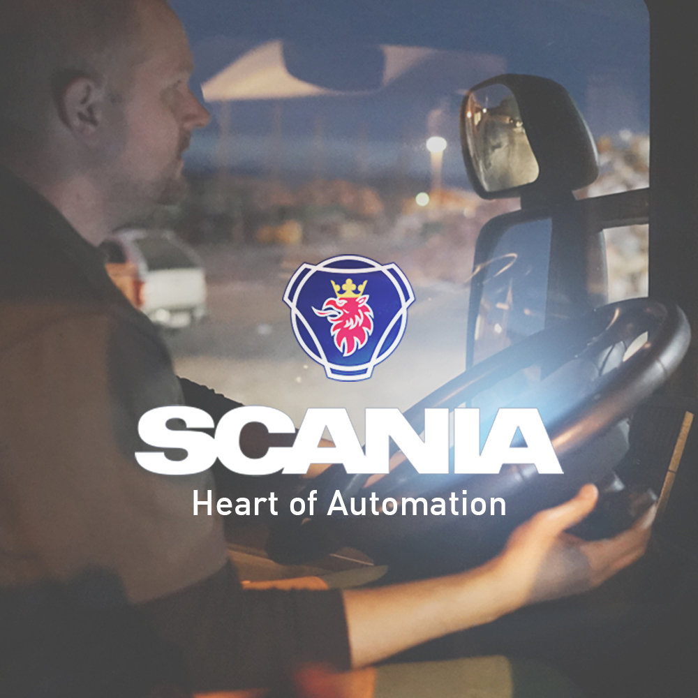 Scania Trucks | Heart of Automation